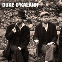 Le 12.8.2017, duo acoustique Duke O'Kalann 20h30