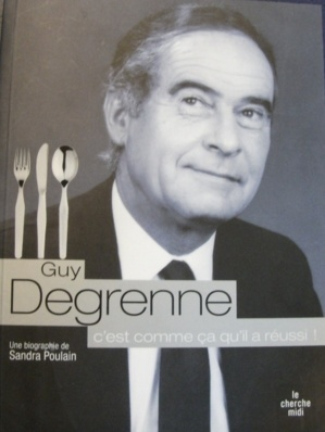Biographie de Guy Degrenne