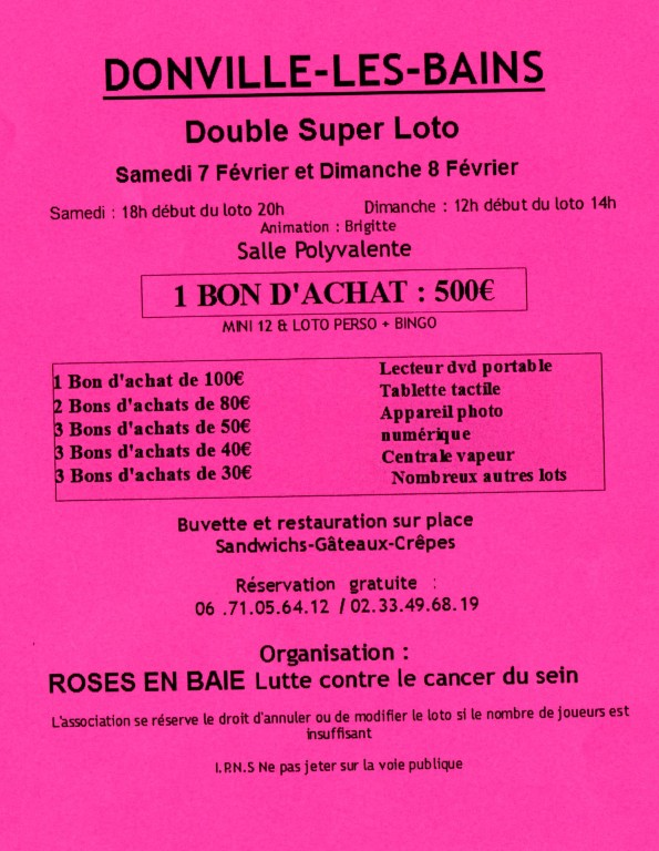 """ Roses en Baie- ensemble contre le cancer du sein"""